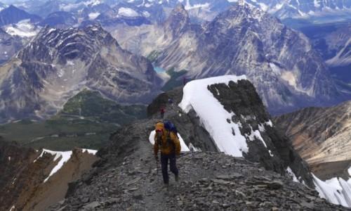 KANADA / Alberta / Jasper / Mt. Edith Cavell