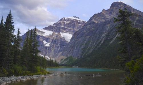 Zdjecie KANADA / Alberta / Jasper / Mt. Edith Cavel