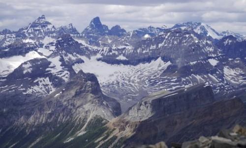 Zdjęcie KANADA / Alberta / Banff NP / Storm Mountain