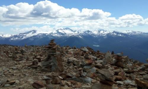Zdjecie KANADA / Kolumbia Brytyjska / okolice Whistler / W kanadyjskich