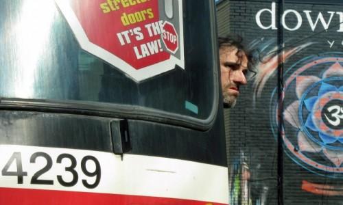 Zdjecie KANADA / Ontario / Toronto / Tramwaj w Toronto