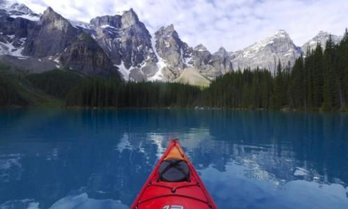 Zdjecie KANADA / Banff NP / Moraine Lake / Moraine Lake