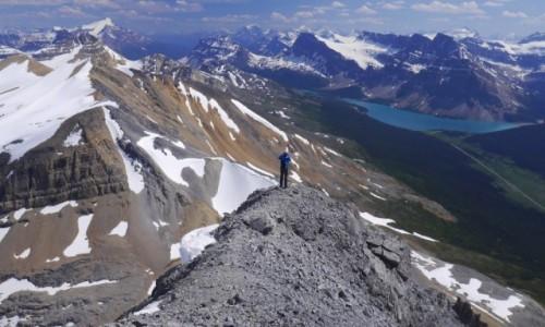 Zdjecie KANADA / Alberta, Banff NP / Banff NP / Observation Peak