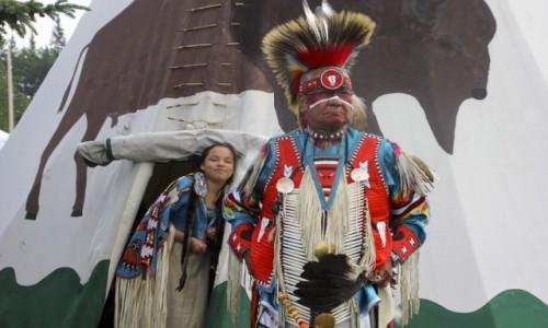 Zdjecie KANADA / Alberta / Calgary / Indian