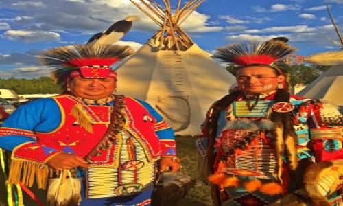 Zdjecie KANADA / Alberta / TsuuTina Indian Reserve / Indianie