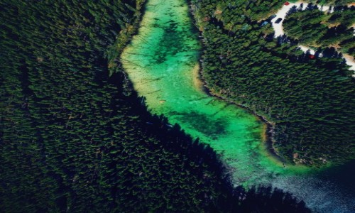 Zdjecie KANADA / Alberta / Banff NP / Kajakowe Eskapady 3
