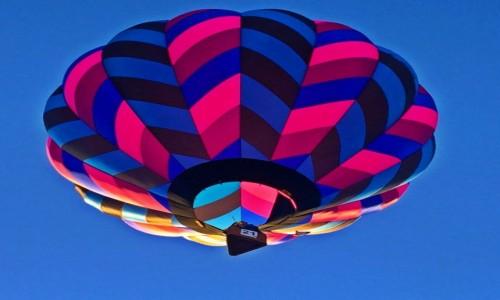Zdjecie KANADA / Alberta / High River / Festiwal balonow