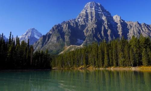Zdjecie KANADA / Alberta / Banff NP / Koniec Lata