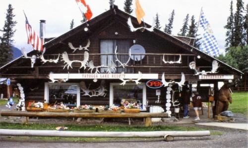 Zdjecie KANADA / Yukon / Tatogga Lake / Tatogga