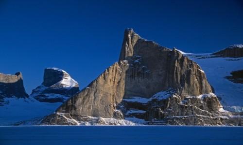 KANADA / Baffin Island / Sam Ford Fjord / Wielkie Sciany Wyspy Baffin