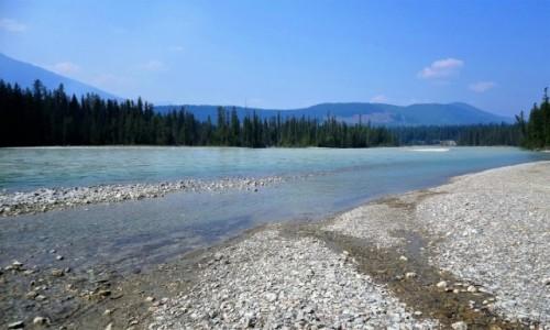Zdjęcie KANADA / Alberta / Banff NP / Malowniczy Park Narodowy