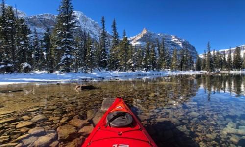Zdjecie KANADA / Alberta / Rocky mountains / Rocky Mountains