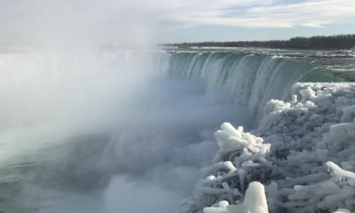 Zdjecie KANADA / Ontario / Niagara Falls / Wodospad Niagara