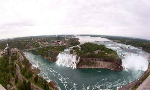 KANADA / brak / Niagara Falls / po tamtej stronie jest usa