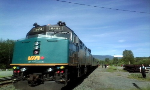 Zdjecie KANADA / Kanada / Kanada / Canadian Pacific Railway