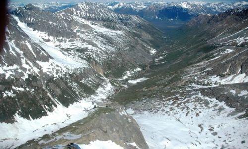 Zdjecie KANADA / NW territories / MacKenzie / Góry MacKenzie