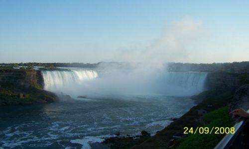 Zdjecie KANADA / Ontario / Niagara / Wodospad