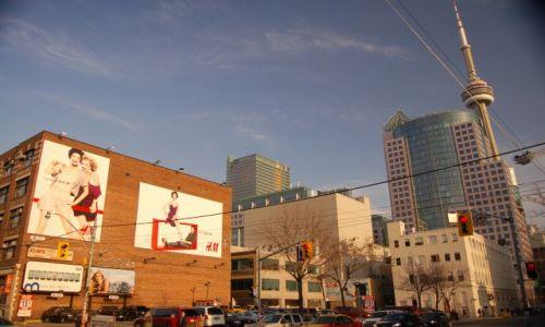 Zdjecie KANADA / Ontario / Toronto / Toronto Downtow