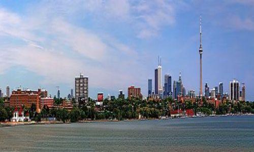 Zdjecie KANADA / Ontario / Toronto - Mimico - Lakeshore Boulevard West / Toronto