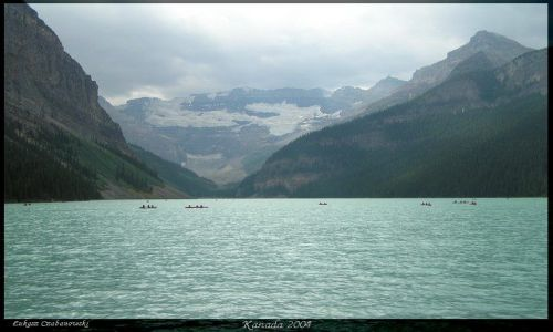 Zdjęcie KANADA / Rocky Mountains / Lake Louise / Lake Louise
