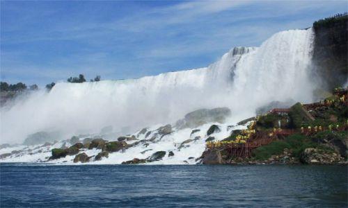 Zdjecie KANADA / Ontario / Niagara Falls / Niagara 3