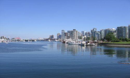 Zdjecie KANADA / Kolumbia Brytyjska / Down Town / Vancouver