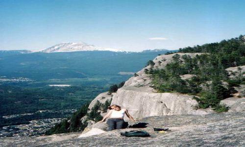 Zdjecie KANADA / British Columbia / Vancouver / Cheaf Peak KANADA