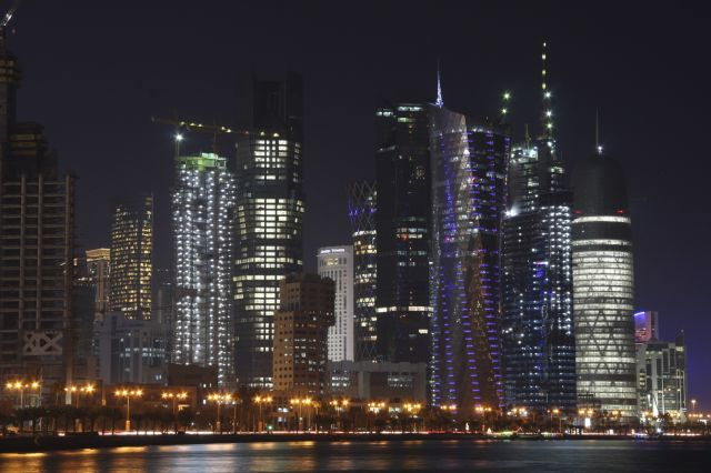 Zdjęcia: Doha, Doha, Skyline, KATAR