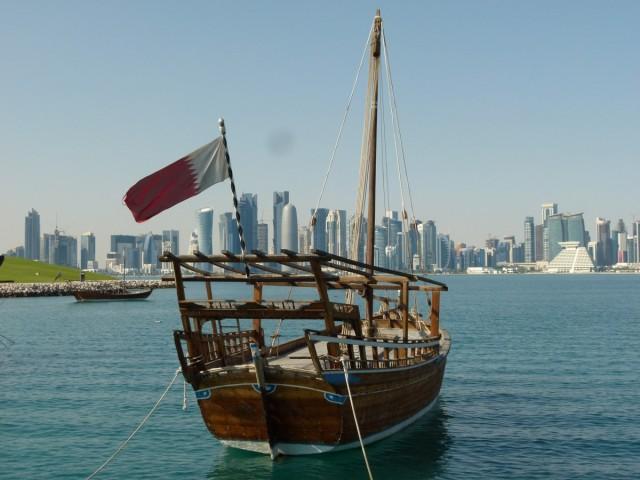 Zdjęcia: Ad Dauha, Katar, Dhow, KATAR