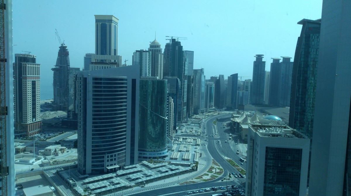Zdjęcia: DOHA, DOHA, Doha Intercontinental, KATAR