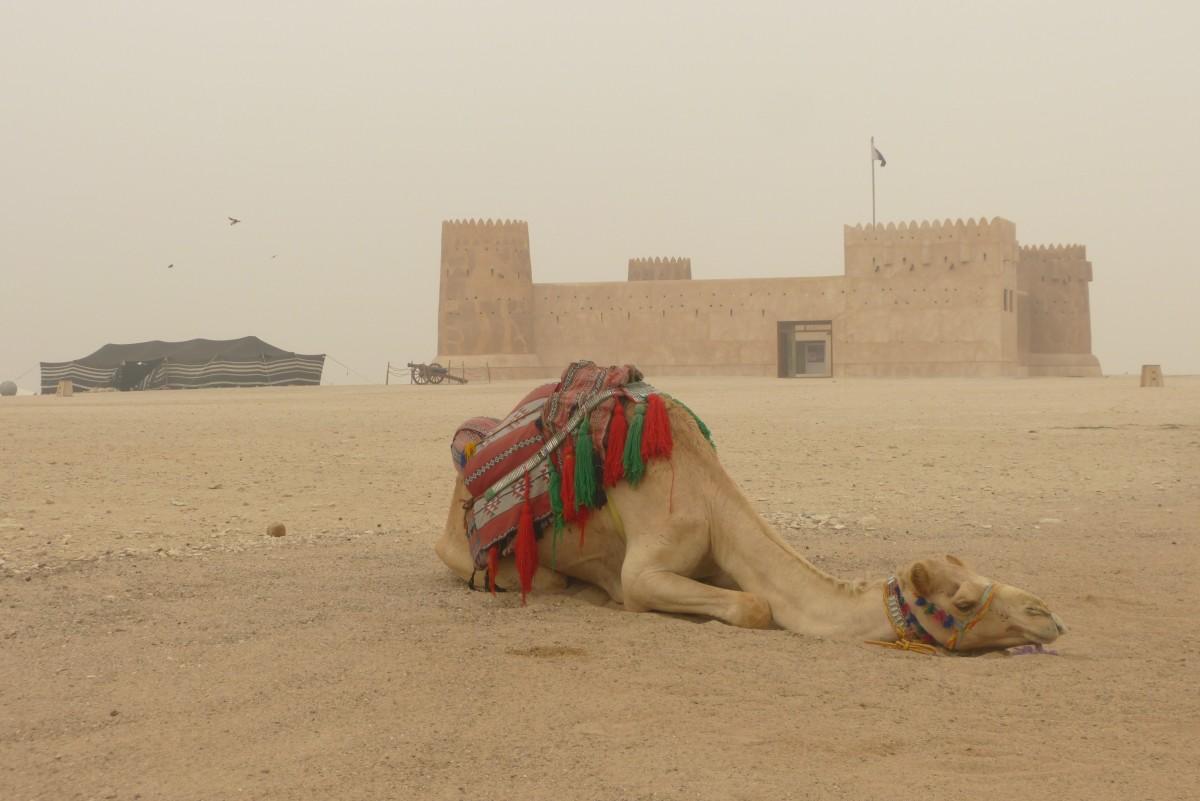Zdjęcia: Al Zubarah, Katar, Fort, KATAR