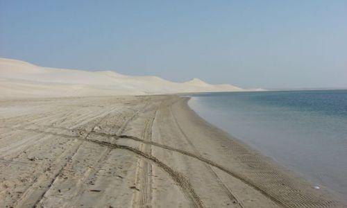 Zdjęcie KATAR / Inland Sea / Inland Sea / Wydmy na Inland Sea