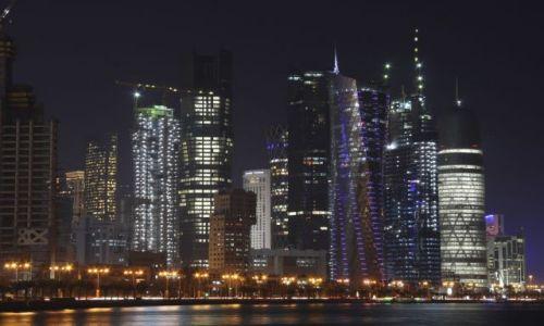 KATAR / Doha / Doha / Skyline
