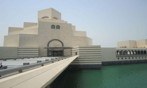 KATAR / Katar / Doha / Narodowe Muzeum Sztuki Islamskiej
