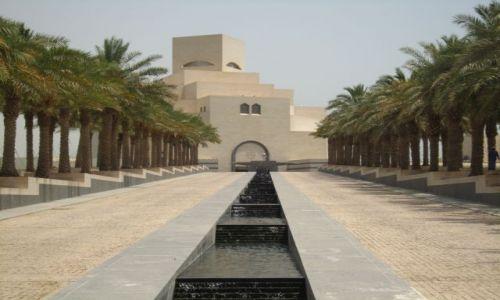 Zdjęcie KATAR / Katar / Doha / Narodowe Muzeum Sztuki Islamskiej