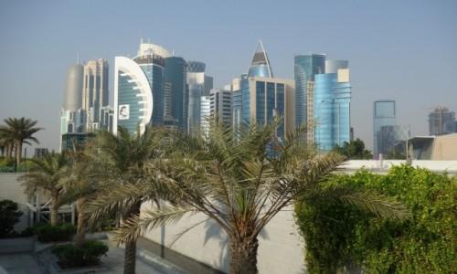 Zdjęcie KATAR / wschodnia część Półwyspu Arabskiego / Doha / Doha