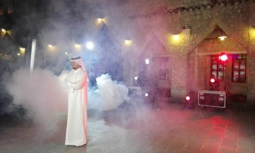 KATAR / Doha / Souq Waqif / :-)