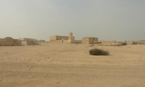 Zdjecie KATAR / Katar / Al Jumail / Meczet