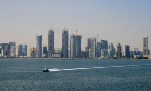 KATAR / Qatar / Doha / Doha, West Bay