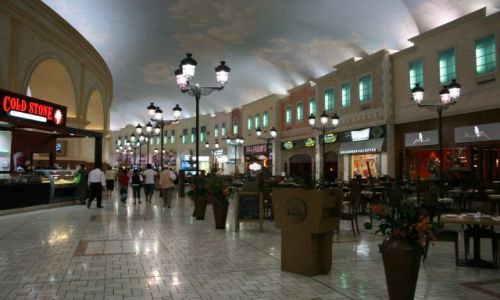 KATAR / Qatar / Doha / Doha, Vilaggio Shopping Centre