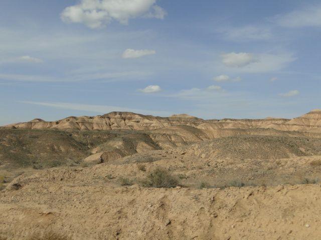 Zdjęcia: Szaryn, Poł.Kazachstan, Okolice kanionu, KAZACHSTAN