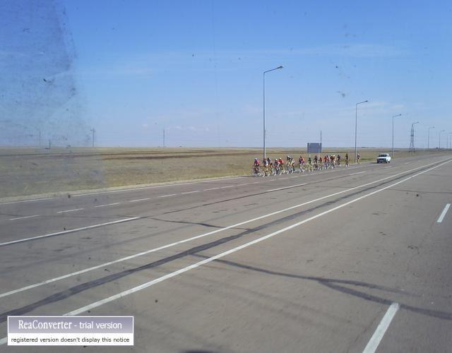 Zdjęcia: astana, kolarze, KAZACHSTAN
