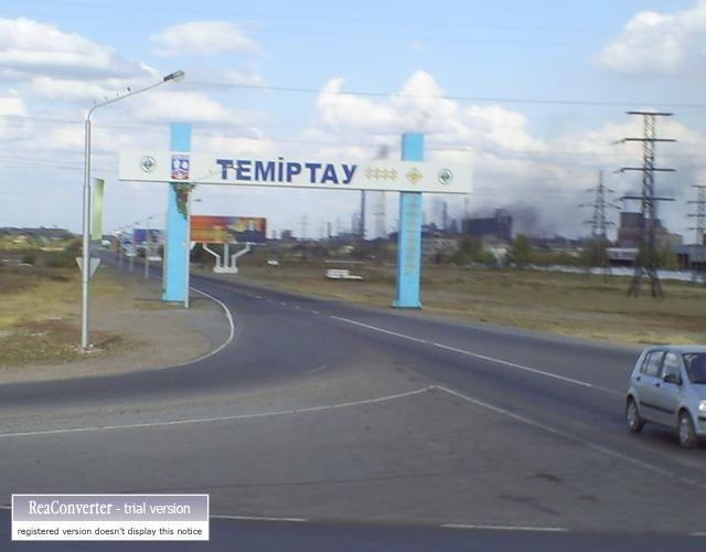 Zdjęcia: astana - bałchasz, Temirtau, KAZACHSTAN