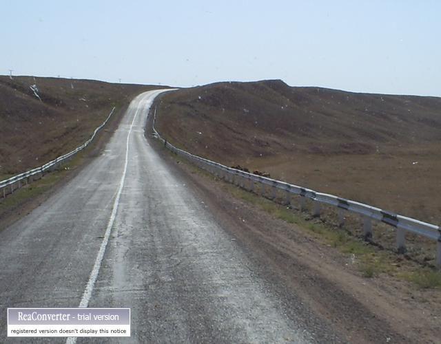 Zdjęcia: bałchasz almata, droga przez sól, KAZACHSTAN