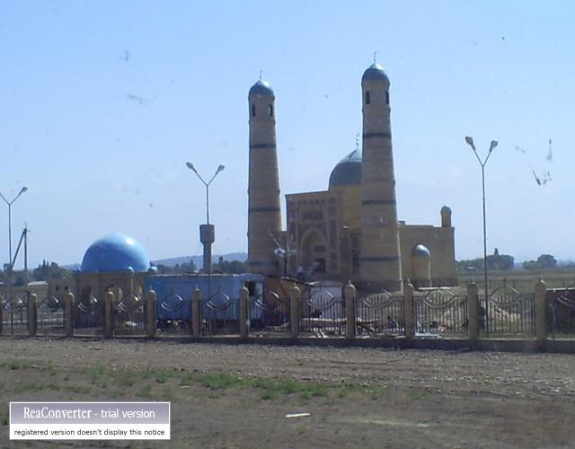 Zdjęcia: bałchasz almata, meczet, KAZACHSTAN