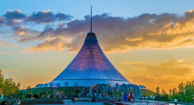 Zdjęcia: ---, ---, Loty do Nur-Sułtan , KAZACHSTAN