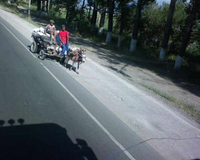 Zdjęcia: Almata, Almata, TAXI, KAZACHSTAN
