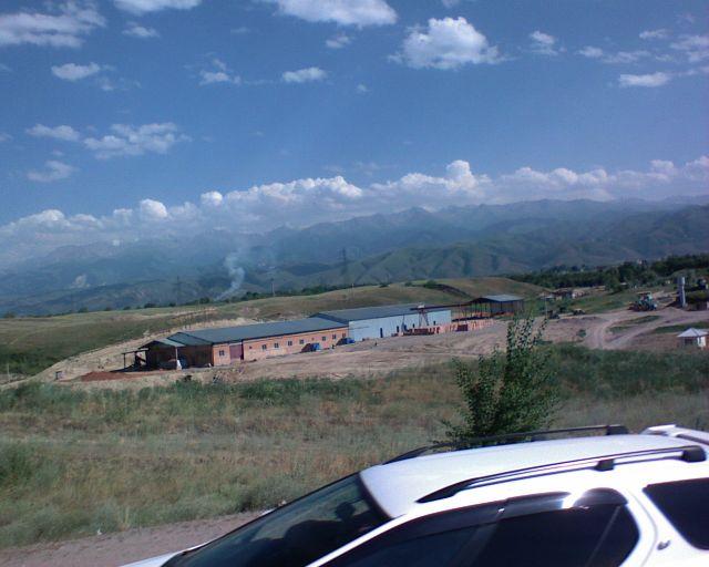 Zdjęcia: Almata, Almata, WIDOK, KAZACHSTAN