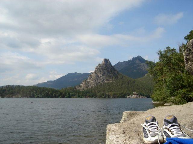 Zdjęcia: Kurort Burabaj, Płn.Kazachstan, Jezioro -Burabaj, KAZACHSTAN