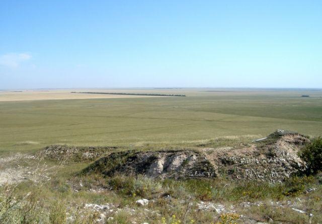 Zdjęcia: step, Płn.Kazachstan, w stepie, KAZACHSTAN